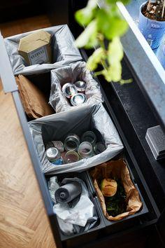 Puustelli Miinus keittiö kök kitchen kierrätys recycling
