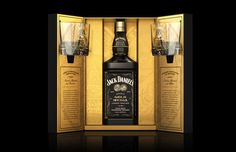 """Jack Daniel's Releases Limited Edition """"Double Gold Medal"""" Whiske"""