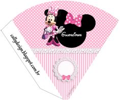 Minnie Mouse Party, Mouse Parties, Mickey Mouse, Mickey E Minie, Mickey And Friends, Disney Fun, Party Themes, Decoration, Clip Art
