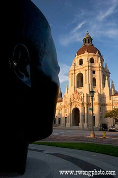 San Gabriel Valley pictures by Richard Wong. Luxury fine art prints and image licensing available. Pasadena City Hall, San Gabriel Valley, Jackie Robinson, Spiral, Taj Mahal, Statue, Baseball, Architecture, Photography