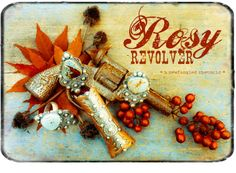 Rosy Revolver: A Newfangled Rhetoric  http://rosyrevolver.blogspot.com/