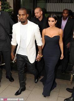 kim kardashian kayne west
