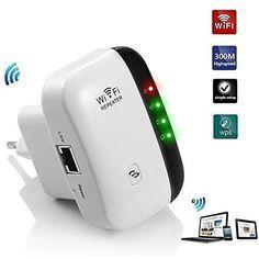 Mini WiFi Repeater - Pro Internet Signal Booster - Walmart.com in
