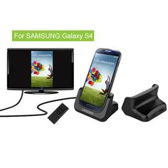 For Samsung Galaxy S4 Active Desktop Cradle Charger Docking ...