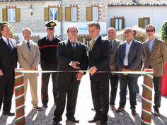 Apertura ufficiale della sede di Poggio San romualdo Narconon Astore