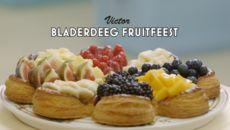 Open confituretaart - Bladerdeeg Fruitfeest