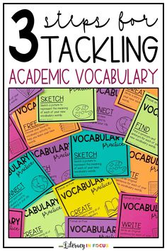 Reading Intervention Strategy for Vocabulary Comprehension