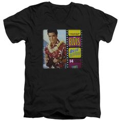 """Checkout our #LicensedGear products FREE SHIPPING + 10% OFF Coupon Code """"Official"""" Elvis / Blue Hawaii Album - Short Sleeve Adult V-neck - Elvis / Blue Hawaii Album - Short Sleeve Adult V-neck - Price: $34.99. Buy now at https://officiallylicensedgear.com/elvis-blue-hawaii-album-short-sleeve-adult-v-neck"""