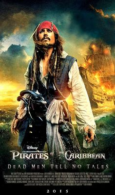 Movies Over The World: Pirates Of The Caribbean:Dead Men Tell No Tales 20...