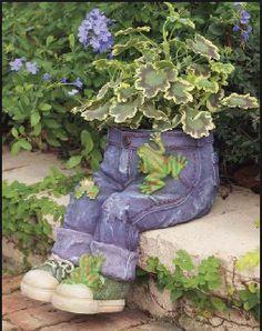 eski kotlardan saksı yapımı,bahçe tasarım modelleri,evde kendin yap,evde yapılacak hobiler