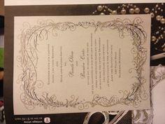 """Invitation idea """"vintage shine"""" as low as $1.62 each  Www.invitationsbydawn.com"""