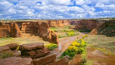 Canyon de Chelly National Monument was established on April 1, 1931 as a unit of the National Park Service. Located in northeastern Arizona, it is within the boundaries of the Navajo Nation and lies in the Four Corners region. Reflecting one of the longest continuously inhabited landscapes of North America, it preserves ruins of the indigenous tribes that lived in the area, from the Ancestral Puebloans (formerly known as Anasazi) to the Navajo.