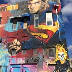 Street art in Canberra #visitcanberra #ig_australia #australia #travel #cartoon