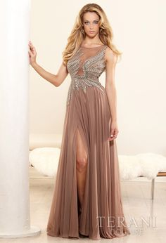 FeminineX | Glamorous Formal Evening Dresses by Terani Couture |