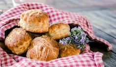 This classic cheese scone recipe shows you just how easy they are to make. A lovely snack and also make a great addition to an afternoon tea.