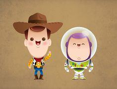 Kawaii Toy Story | Flickr – Compartilhamento de fotos!