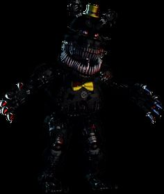Five Nights at Freddy's: Fourth Generation / Characters - TV Tropes Disney Cars Movie, Fnaf 4, Good Horror Games, Rage Faces, Fnaf Wallpapers, Freddy 's, Fnaf Characters, Fnaf Sister Location, Fnaf Drawings