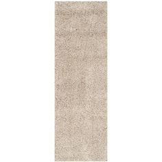 Safavieh California Shag Beige Area Rug