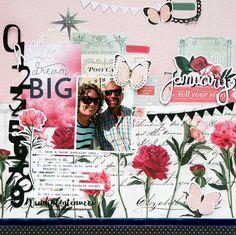 Dream Big - Scrapbook.com Wendy Antenucci