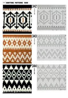 """""""Norske mønstre"""" Dat there Norske knitting ja jeg kan litt norsk Fair Isle Knitting Patterns, Knitting Blogs, Knitting Charts, Loom Knitting, Knitting Stitches, Knitting Designs, Knit Patterns, Stitch Patterns, Free Knitting"""