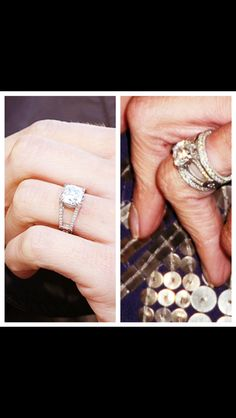 Danneel harris wedding ring
