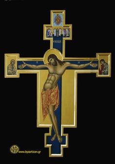 Troparion of The Holy Cross  //   O Lord, save Thy people and bless Thine inheritance,     granting to Thy people victory over all their enemies,    and by the power of Thy Cross preserving Thy Kingdom.