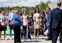 Kate Middleton Photos - The Duke And Duchess Of Cambridge Canadian Tour - Day 6 - Zimbio