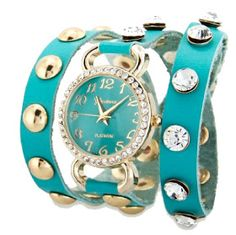 Ladies Fashion Board : Casual Chic Tiffany Blue Set