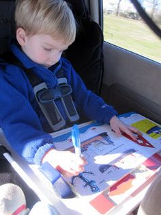 Craft, Interrupted: Tips on Tuesday - Traveling with Kids