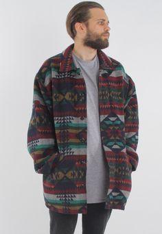 Vintage Aztec Jacket | GULLYGARMS | ASOS Marketplace