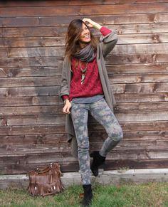 mytenida´s flower pants   mytenida en stylelovely.com