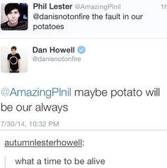 date me will there be potato? 7 whole potato we ride at dawn