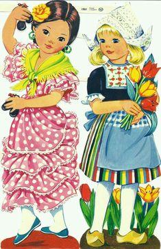 Glansbillede ark - www. My Childhood Memories, Childhood Toys, Sweet Memories, Vintage Games, Vintage Toys, Retro Vintage, Old Scool, Mermaid Dolls, Baby Cartoon