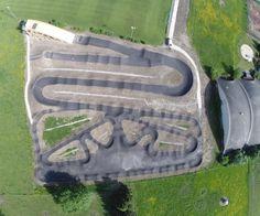 First Laps on Velosolutions Asphalt BMX Pump Track in Grenchen - csteen - Mountain Biking Videos - Vital MTB