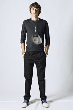 Maison Margiela Spring 2008 Menswear - Collection - Gallery - Style.com