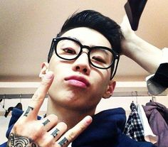 17 Ways K-Pop Will Change Your Life Forever: Jay Park is the most western artist you know.