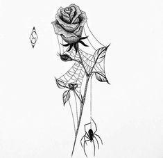 tattoos ideas are offered on our site. Read more and you wont be sorry you did. - tattoos ideas are offered on our site. Read more and you wont be sorry you did. Tattoo Sketches, Tattoo Drawings, Body Art Tattoos, Art Sketches, Small Tattoos, Dream Tattoos, Future Tattoos, Tatoo Angel, Spider Web Tattoo
