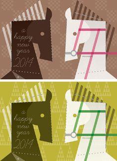 密買東京|あの人に! 2014|商品詳細 (nenga made 2014-午 -injan(和田恭侑)-)