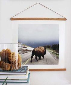 DIY Ideas for Framing Big Art on a Small Budget