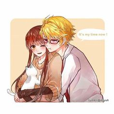 Find images and videos about cat, mystic messenger and yoosung kim on We Heart It - the app to get lost in what you love. Mystic Messenger Game, Mystic Messenger Fanart, Mystic Messenger Characters, Anime Couples, Cute Couples, Yoosung X Mc, 707 X Mc, Manhwa, Saeran