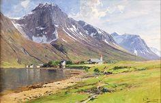 Even Ulving 1863-1952: Fra Hjørundfjord Sæbø