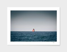 Discover «Departure», Limited Edition Fine Art Print by Andrei Dragomirescu - From $29 - Curioos