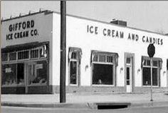Anyone who grew up in Northern Virginia in the and will remember Gifford's Ice Cream shop. There is apparently some upsta. Town Of Vienna, Old Photos, Vintage Photos, Montgomery County Maryland, Virginia History, Falls Church, Northern Virginia, Back In The Day, Alexandria
