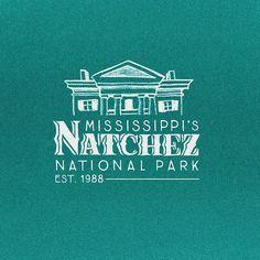 24/50    Mississippi - Natchez National Historical Park