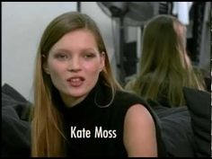 "▶ ""Beautopia"" - Kate Moss Excerpt - YouTube"