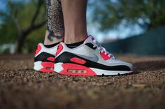 #AirMax90 #Infrared