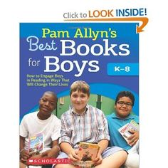 Funky First Grade Fun: Best Books for Boys