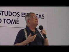 """JOSÉ SALVIANO COELHO - """"Ciência e Espiritualidade"""" - 31/05/2016 - Irmão Tomé - Vitória/ES - REDE AMIGO ESPÍRITA"""