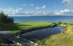 8th Hole, The Quarry at Bay Harbor Golf Club