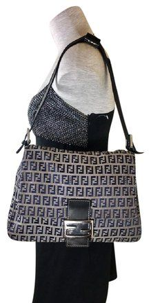 b259cf042230 Fendi Popular Perfect For Everyday Excellent Condition  mamma Zucco  Style Shoulder  Bag